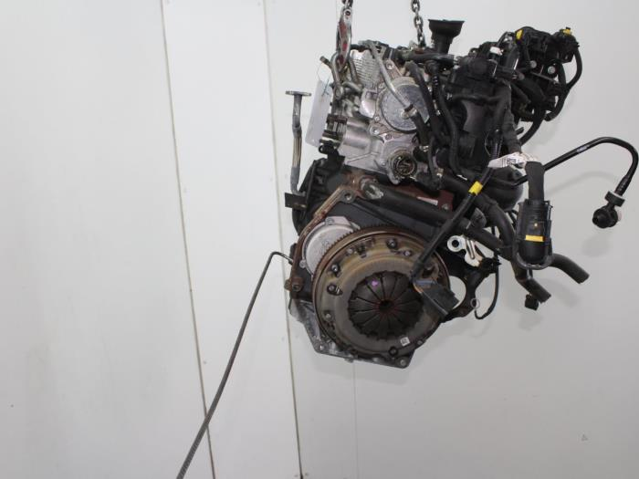 Motor Fiat 500  312A5000 4