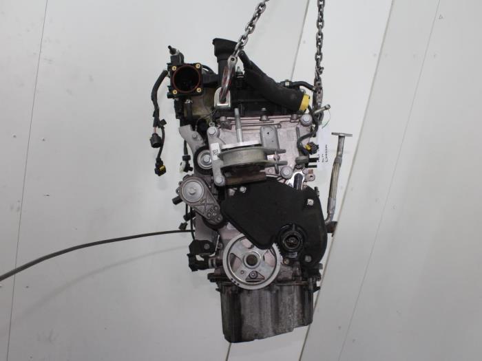 Motor Fiat 500  312A5000 1
