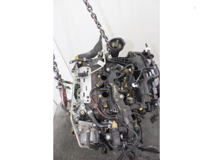 Motor Fiat 500  312A5000 6