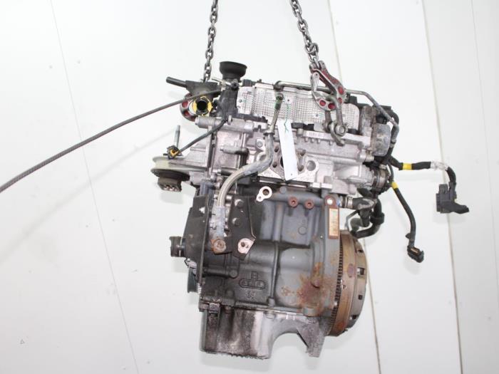 Motor Fiat 500  312A5000 5