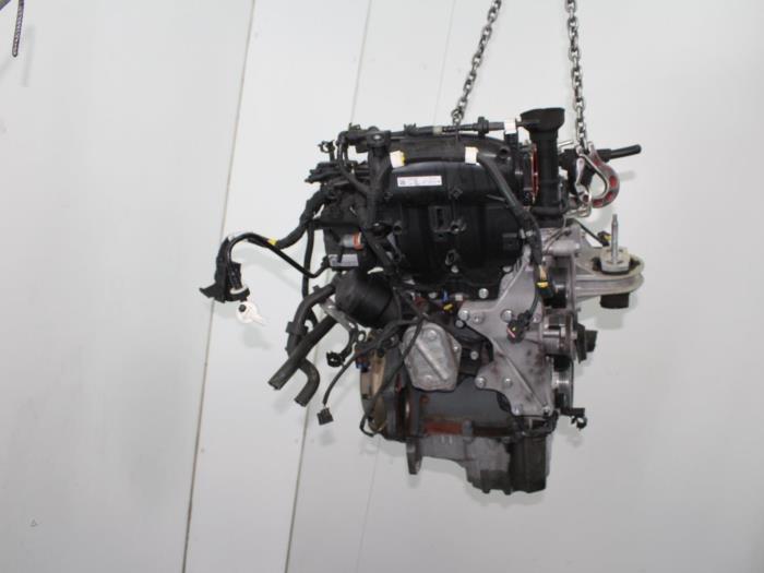 Motor Fiat 500  312A5000 3