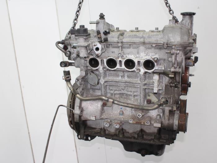 Motor Mazda 2.  ZJ 3