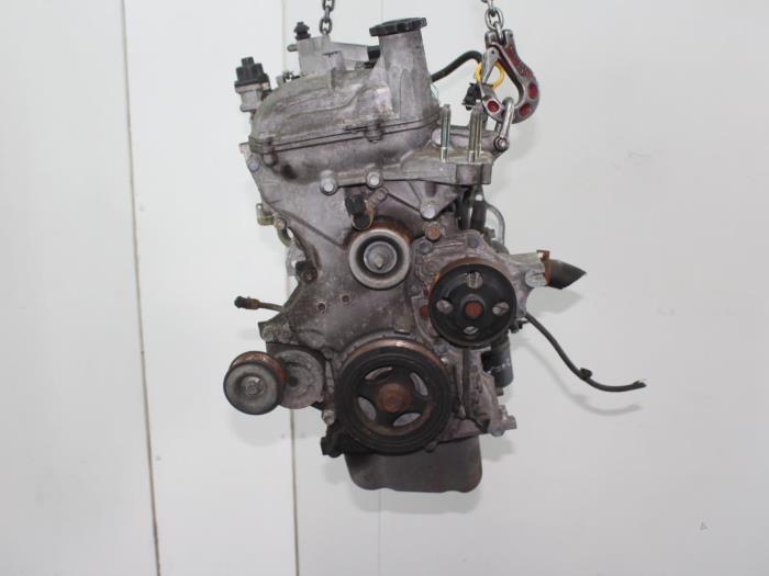 Motor Mazda 2.  ZJ 1