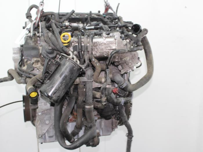 Motor Skoda Karoq  DFF 4