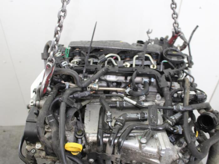 Motor Skoda Karoq  DFF 6