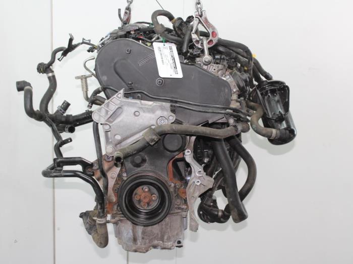 Motor Skoda Karoq  DFF 1