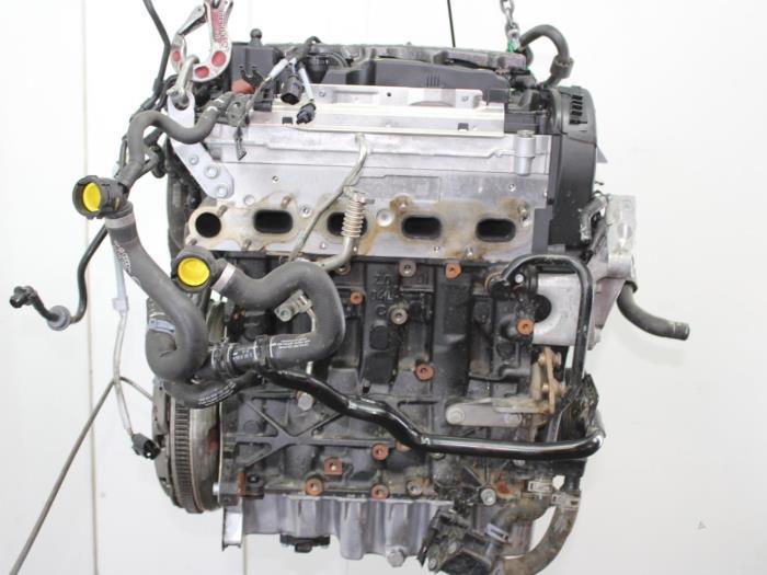 Motor Skoda Karoq  DFF 3