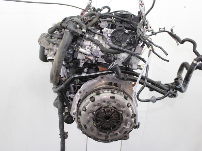 Motor Skoda Karoq  DFF 5