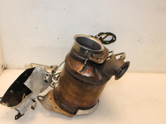 Roetfilter Audi Q2 04L131733D, 5Q0131705BG 4