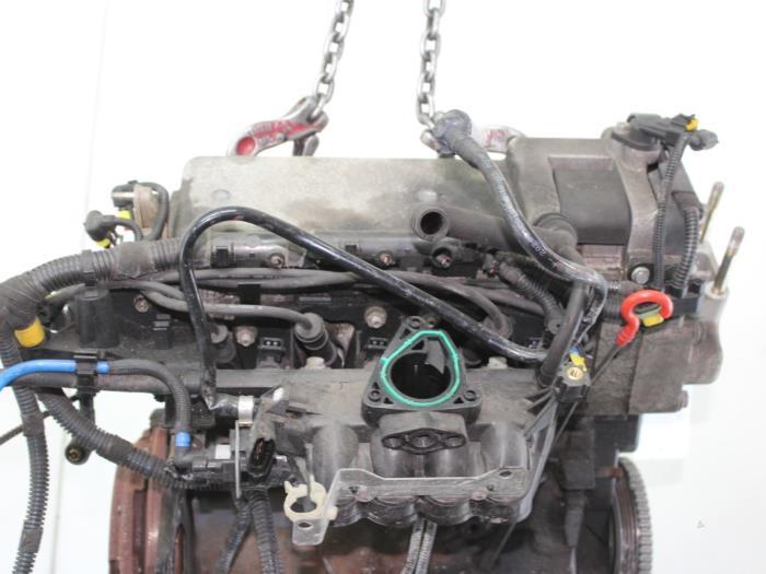 Motor Fiat Panda  188A4000 6