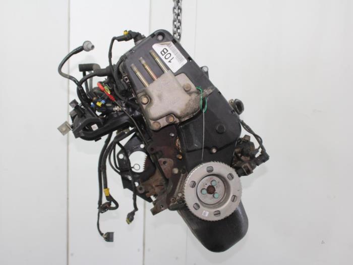 Motor Fiat Panda  188A4000 1