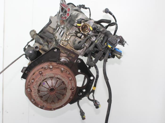 Motor Fiat Panda  188A4000 5