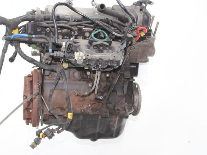 Motor Fiat Panda  188A4000 4