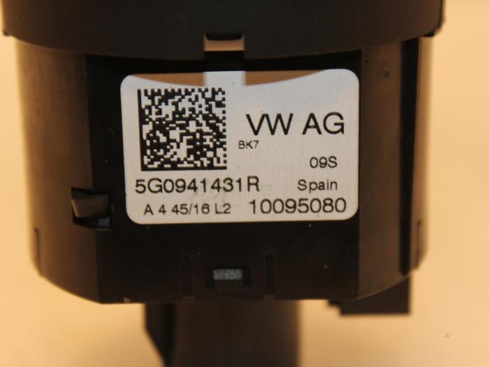 Gas Licht Nl : Licht schalter für volkswagen polo g r