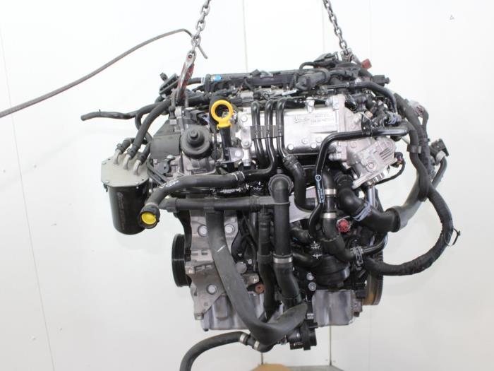 Motor Volkswagen Touran  DGDDGDA 5