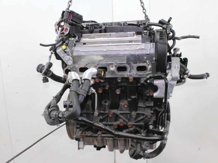 Motor Volkswagen Touran  DGDDGDA 3