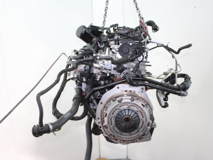 Motor Volkswagen Touran  DGDDGDA 4