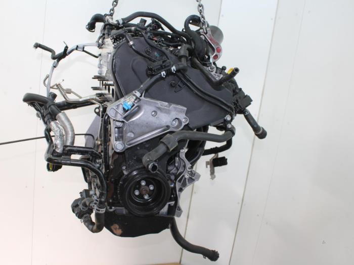 Motor Volkswagen Touran  DGDDGDA 1