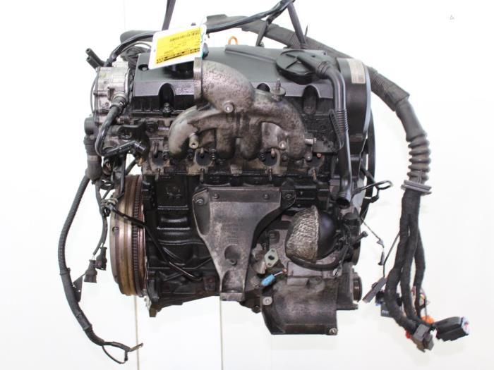 Motor Audi A6  AWX 1