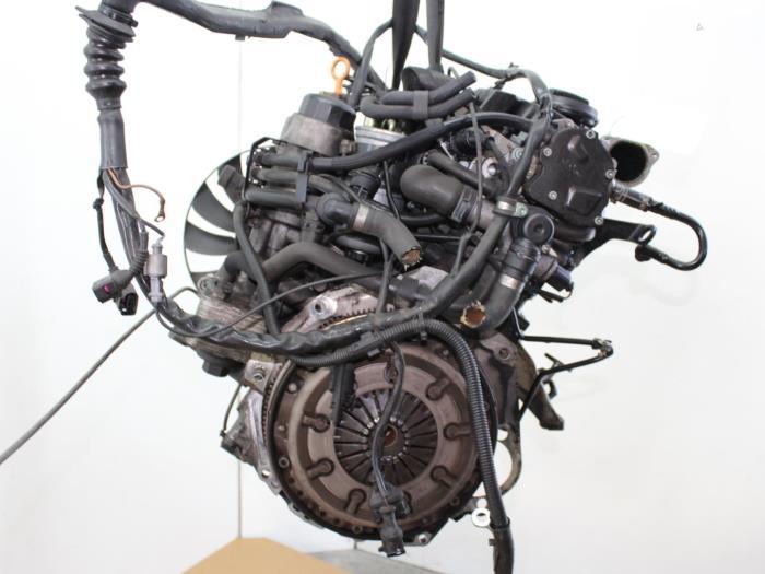 Motor Audi A6  AWX 4