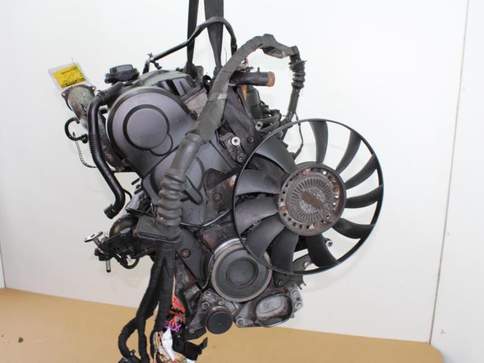 Motor Audi A6  AWX 3