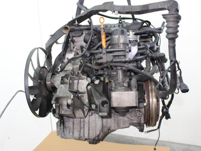 Motor Audi A6  AWX 5