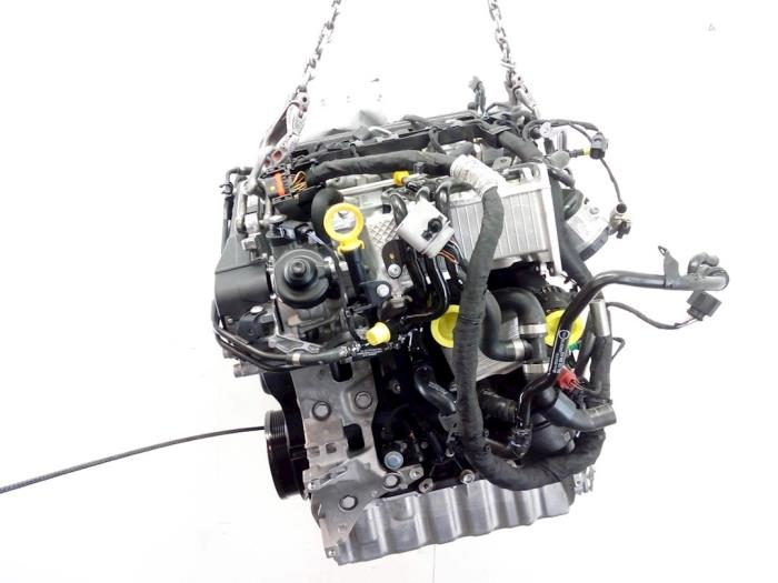Motor Volkswagen Touran 04L130755E, 04L253010T, 5Q0131705AQ, 04L131670K, DFG870618 5