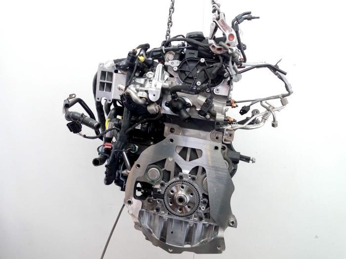Motor Volkswagen Touran 04L130755E, 04L253010T, 5Q0131705AQ, 04L131670K, DFG870618 4