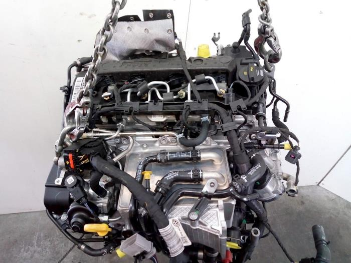 Motor Volkswagen Touran 04L130755E, 04L253010T, 5Q0131705AQ, 04L131670K, DFG870618 6