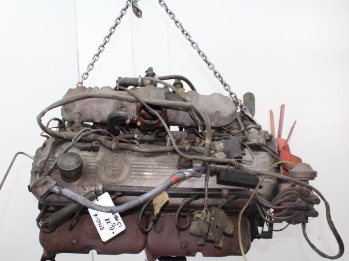 Motor BMW 6-Serie  M30B32 4