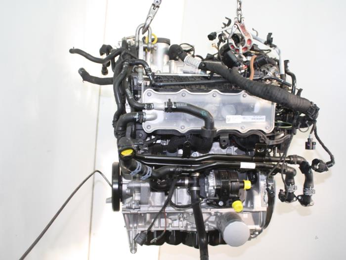 Motor Audi A3  CXU 3