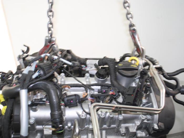 Motor Audi A3  CXU 6