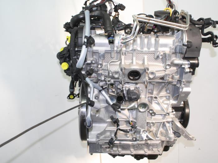 Motor Audi A3  CXU 5