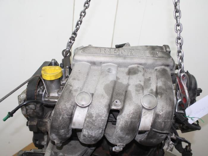 Motor Renault Laguna  F5RA7,F5R,A7 6