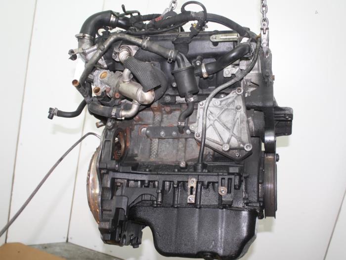 Motor Suzuki Swift  Z13DT 3
