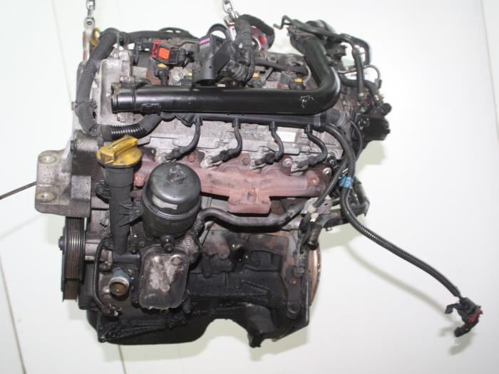 Motor Suzuki Swift  Z13DT 4