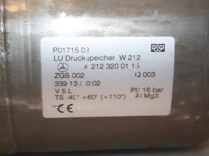 Luchtbalg Mercedes E-Klasse A2123200115 3