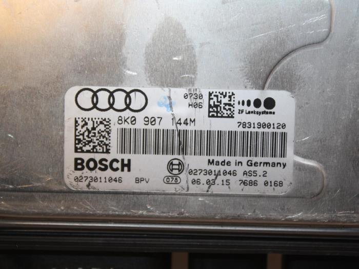 Stuurbekrachtiging Computer Audi A6 8K0907144M, 0273011046 CVU,CVUA 4