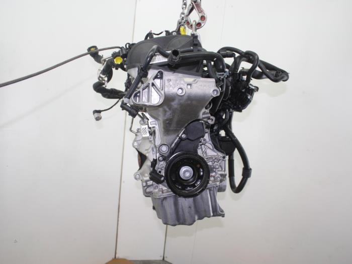 Motor Volkswagen Polo  DKLA 1