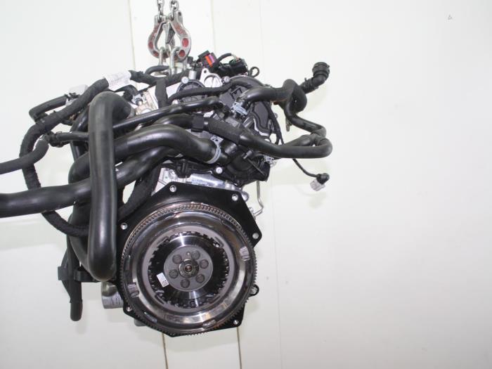 Motor Volkswagen Polo  DKLA 4