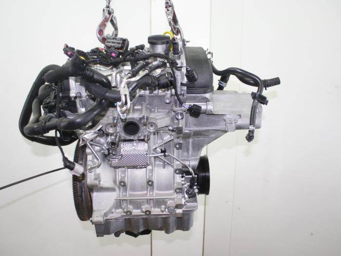 Motor Volkswagen Polo  DKLA 5