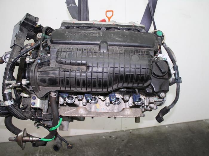 Motor Honda Jazz  L13Z2 5