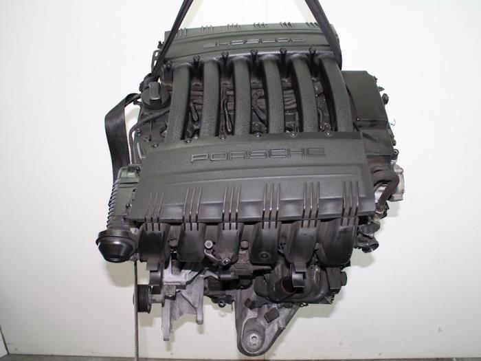 Motor Porsche Cayenne  M5502 4
