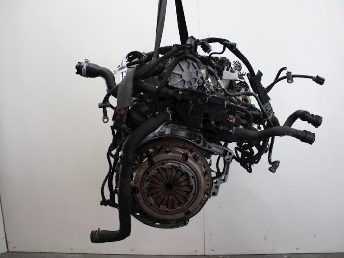 Motor Peugeot 208 9670461280 BH02,DV6FDFAP,DV6FD,FAP 1