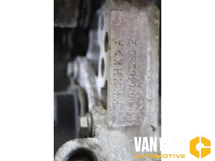 Motor Peugeot 208 9670461280 BH02,DV6FDFAP,DV6FD,FAP 8