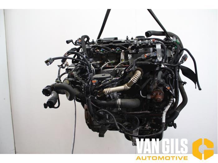 Motor Peugeot 208 9670461280 BH02,DV6FDFAP,DV6FD,FAP 5