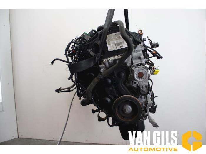 Motor Peugeot 208 9670461280 BH02,DV6FDFAP,DV6FD,FAP 4
