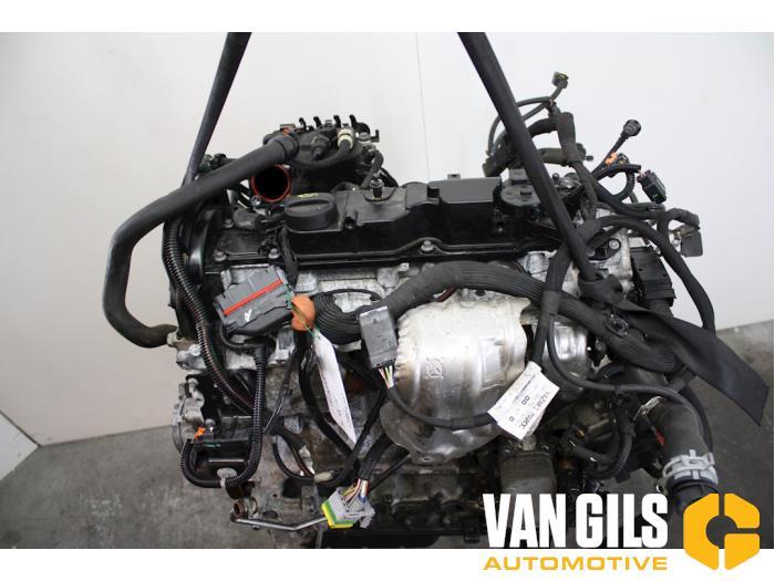 Motor Peugeot 208 9670461280 BH02,DV6FDFAP,DV6FD,FAP 6