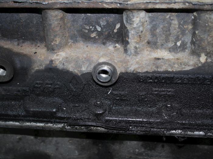 Motor Renault Espace S200341112 S7430,G9T 7