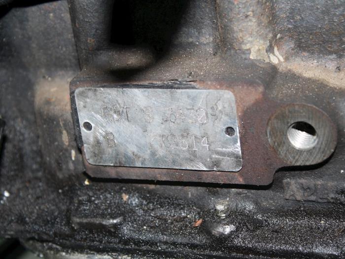 Motor Renault Espace S200341112 S7430,G9T 8